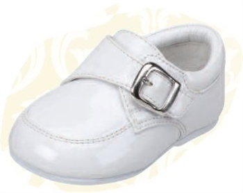 Boy's Christening Shoes