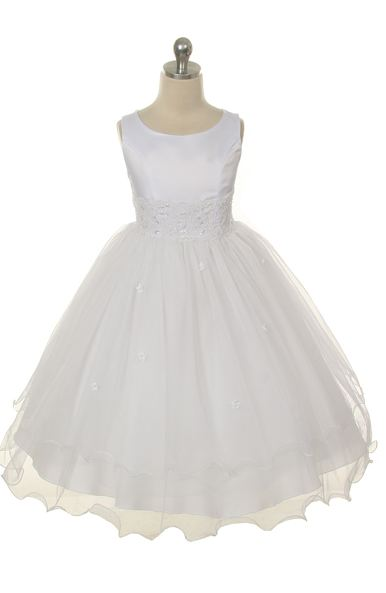 Couture clothing boutique for babies and children with flower girl dresses, pettiskirts, tutus, christening dresses, 1st communion dresses, 1st birthday outfits.