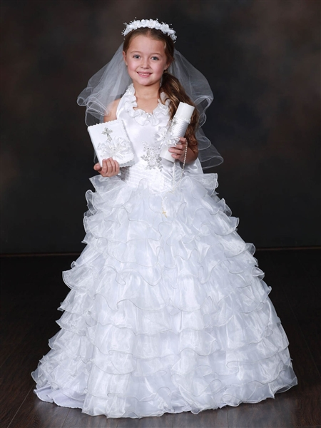 First Communion Gowns